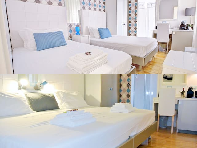 Double/Twin with Bathroom Luxury B&B City Center