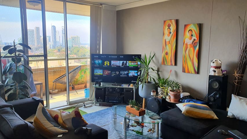 1 Bedroom Apartment, close to CBD