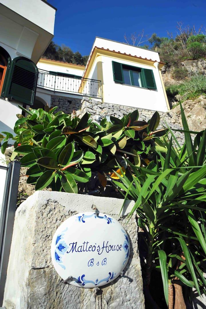 Matteo's House B&b - Grotta Azzurra