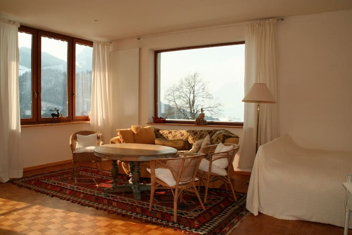 Wunderschöne Wohnung im Alpbachtal - Reith im Alpbachtal - อพาร์ทเมนท์