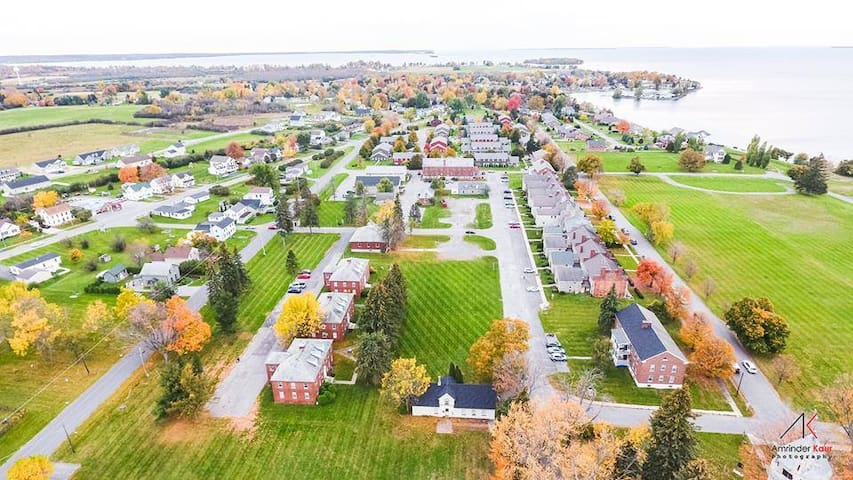 Historic Madison Barracks, Sackets Harbor NY
