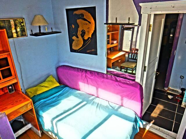 Safe room in Penthouseflat topfloor - Şişli - Apartamento