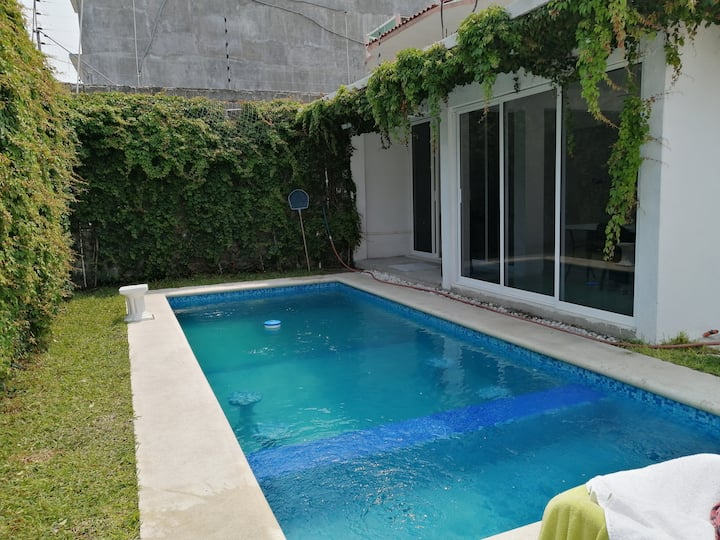 Casa con alberca privada en Acapulco Diamante!!