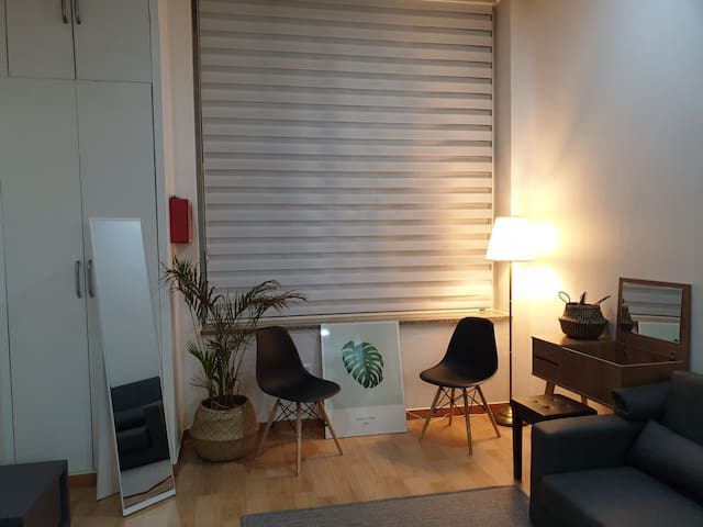 [La masion duplex]대화역10초/킨텍스5분 복층아파트전체사용/셀프체크인