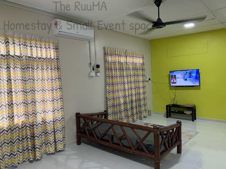 The RuuMA Great place for entire family to stay