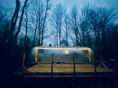 "La ""Fostair"" - Airstream à la campagne"