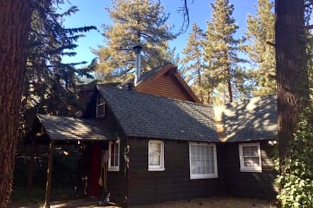 Cozy Storybook Cabin in Wrightwood