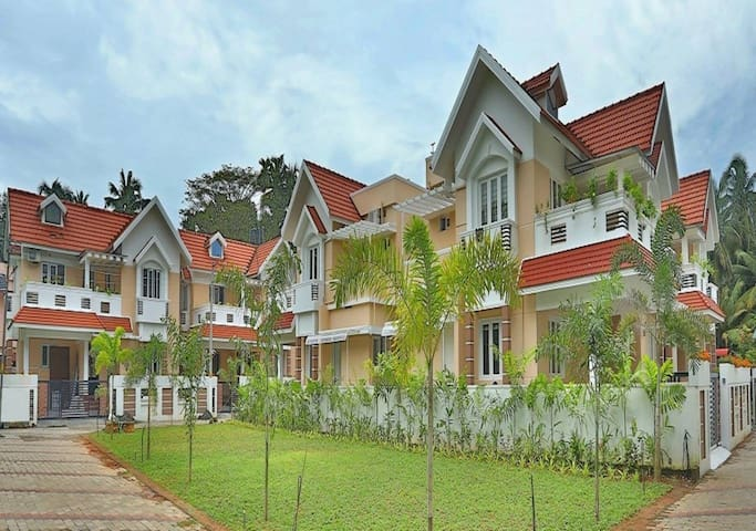 Corporate / Family Accommodation in Cochin