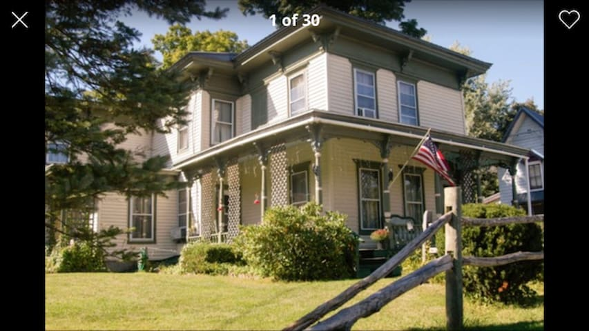 Doyle House - Near Cooperstown Dreams Park