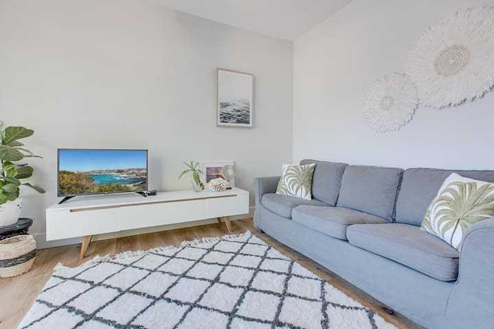 Cosy and stylish apartment close to beach