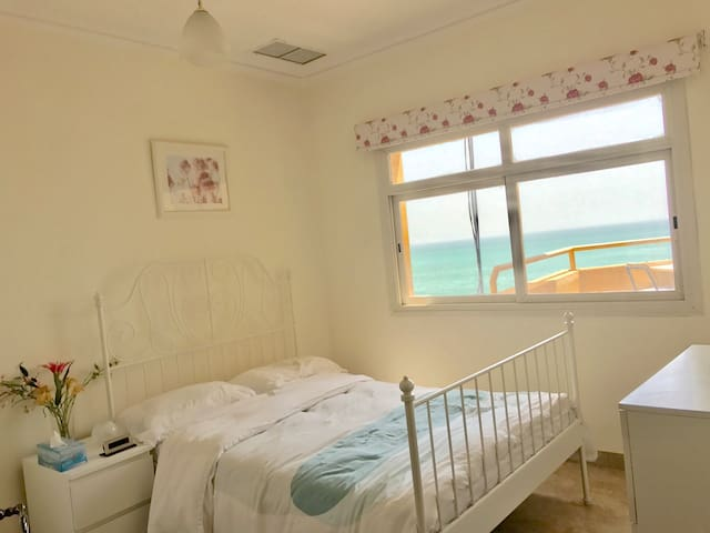 Charming Seaview Bedroom