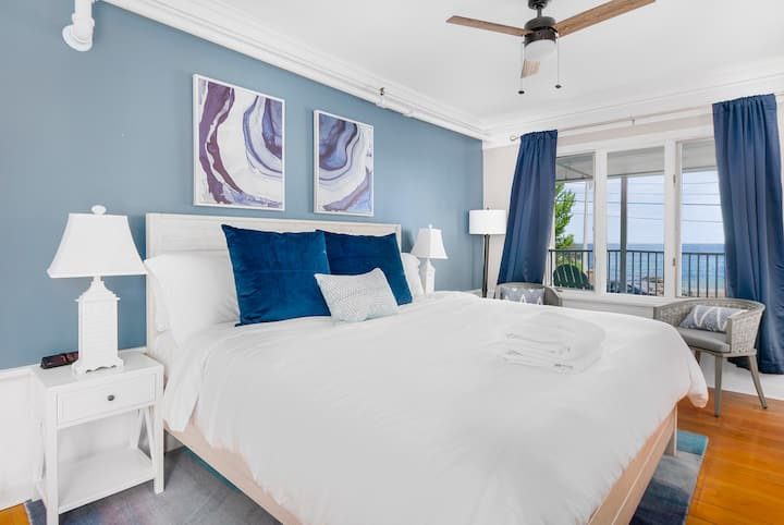 The Cove at Rockport #1 - 2 Bedroom Suite with King & 2 Dbl Beds