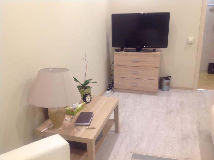 Малая комната. Спальня кабинет