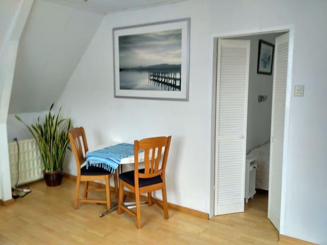 Apartement dicht bij zee en duin