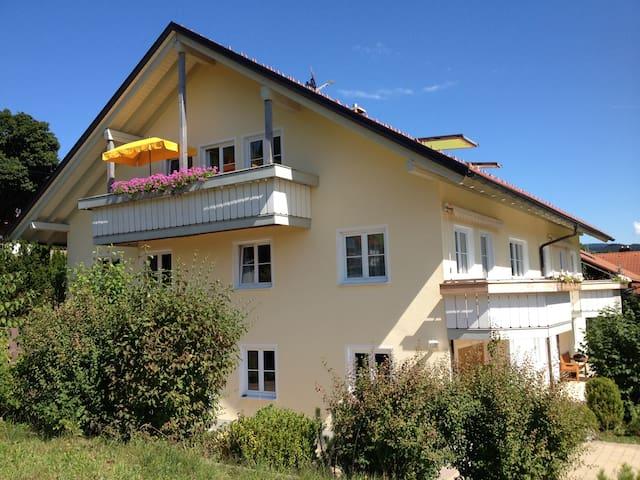 Chalet Argen - Grünenbach - Apartamento