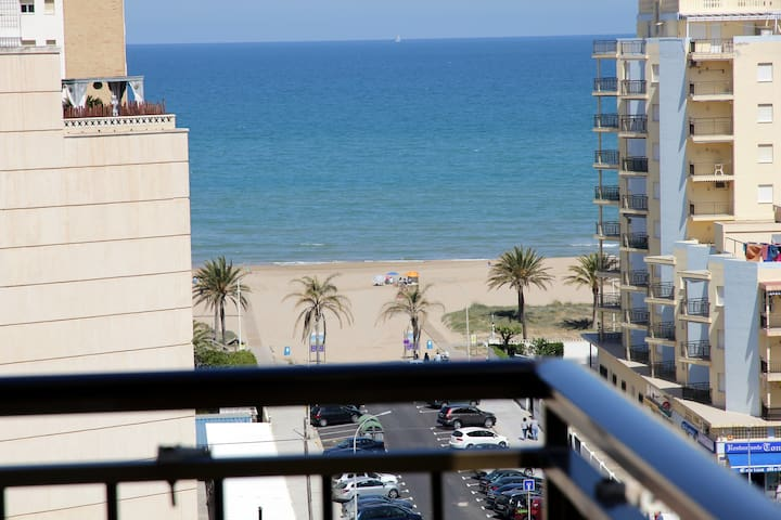 Room 2 people, Gandia Beach 2 single size bed WiFi - Grau i Platja - Apartment