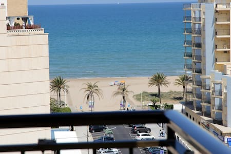 Room 2 people, Gandia Beach 2 single size bed WiFi - Grau i Platja - 公寓