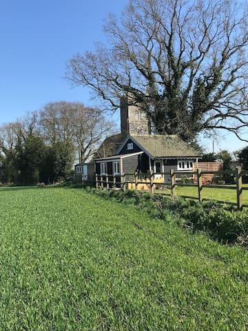 Church farm barn