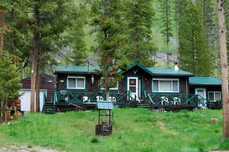 Cabin on the Yankee Fork - Stanley - Casa