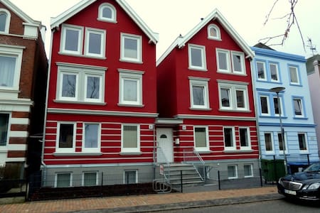 """My-Bed Appartementhaus """"Steinrader Weg IV"""" - Lübeck - Pension"""