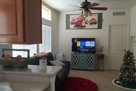 Warm Clean Safe Home (干净舒适温馨的家) - 프리몬트(Fremont) - 단독주택