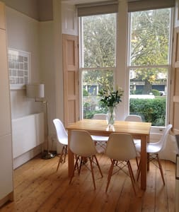 Stunning 2 bed/2 bath period flat by The Downs - Bristol - Byt
