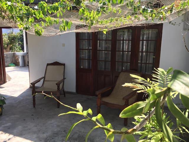 Villa Aroma loft with private Garten