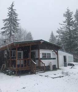 Sol Duc hideaway - Beaver - Haus
