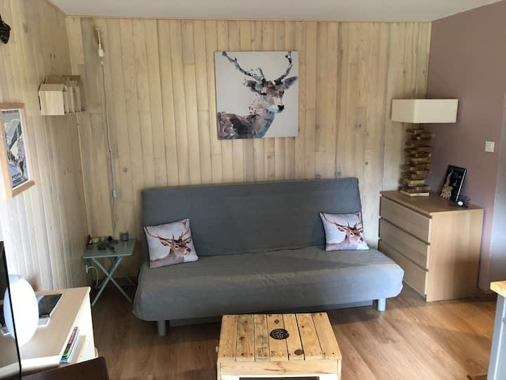 Charmant studio au cœur des Vosges - Le Gaschney