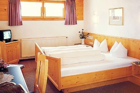 Einbettzimmer incl. Frühstück u.Sauna Wellnessoase - Landeck