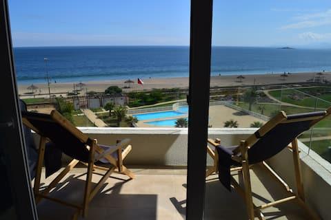 Punta Puyai, frente al mar con excelente vista