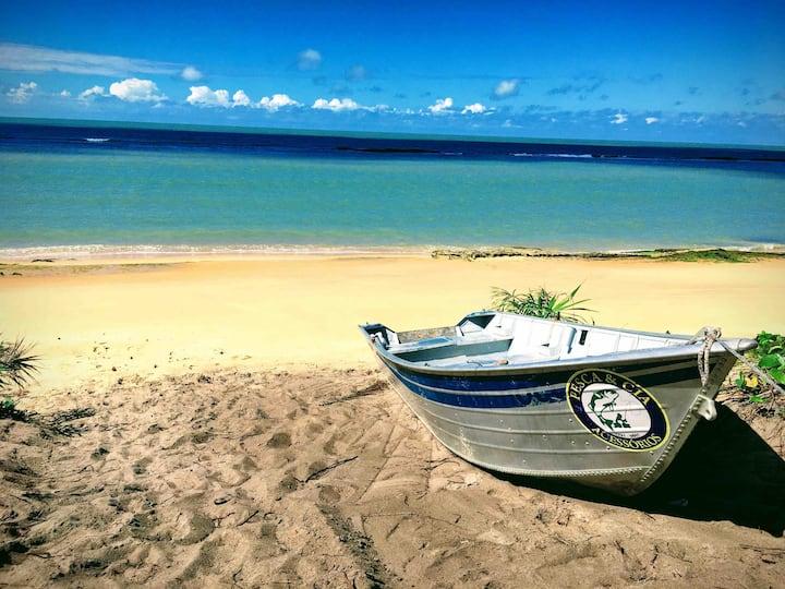 Casa de Praia do Wekana - Beira Mar