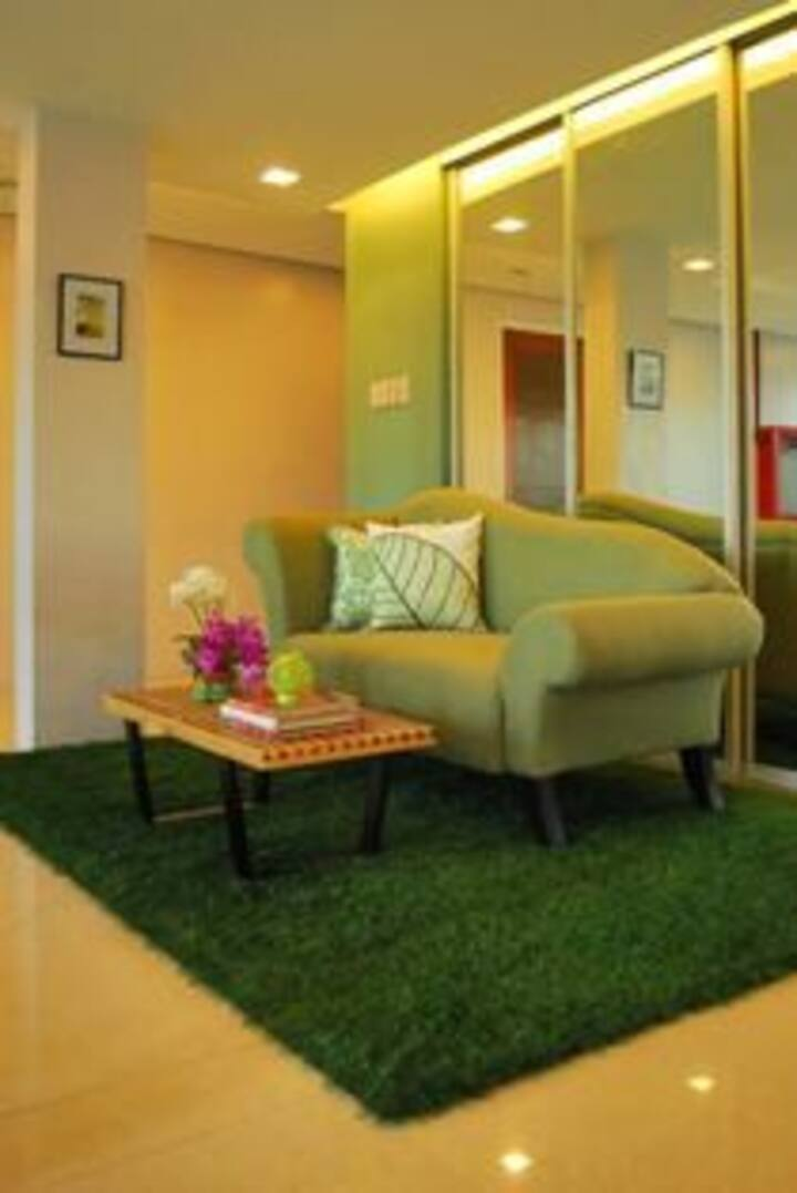 Relaxing room in the heart of Tanauan