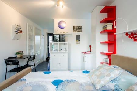 Studio op een schiereiland - Oude Pekela - Bed & Breakfast