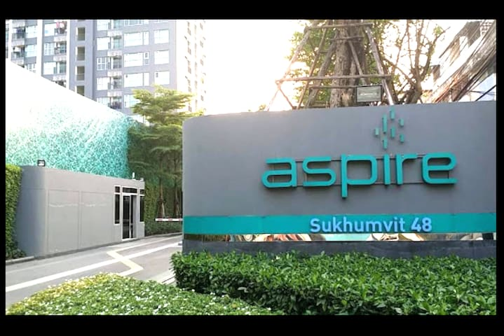Cozy One Bedroom Condo in Aspire Tower