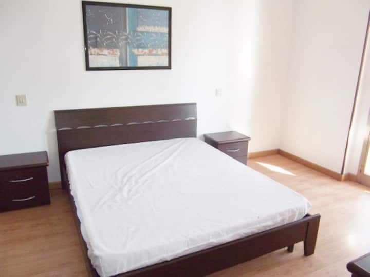 Central Private Double Room
