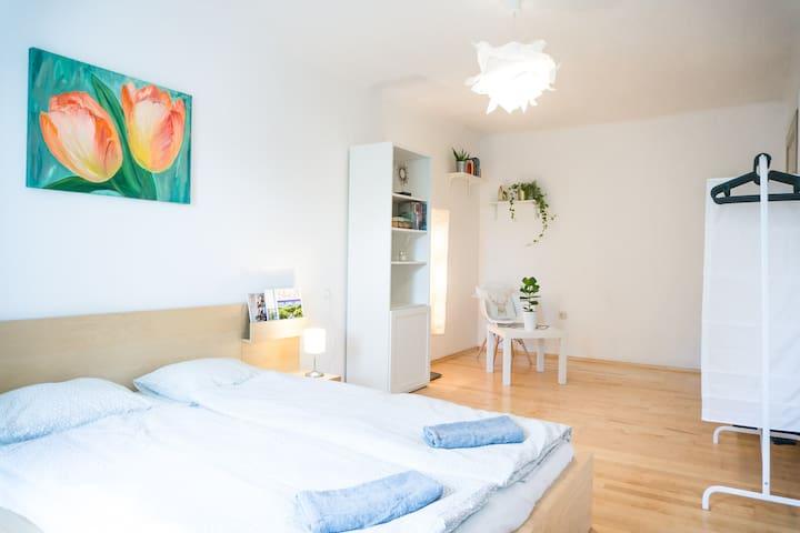 Helle, freundliche Wohnung mitten in Graz