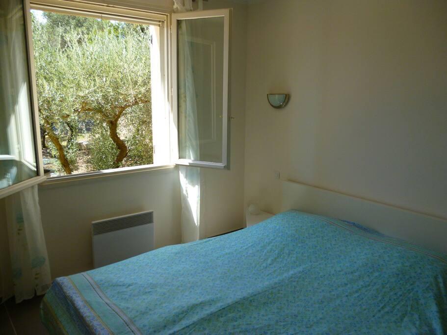 Schlafzimmer 1, 1.Etage