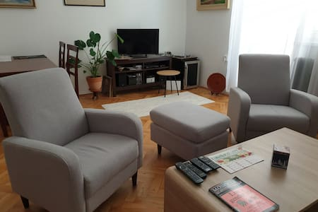 Centrally located relaxing appartment