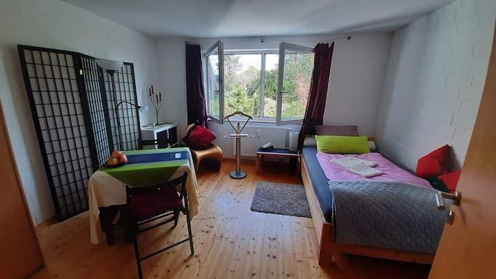 Düsseldorf Zuhause mit Aussicht