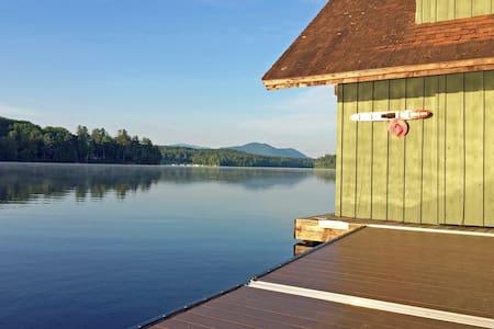 Pinehurst Retreat - On Lower Saranac Lake - Saranac Lake