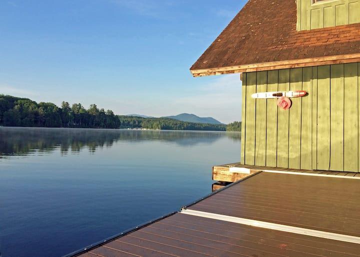 Pinehurst Retreat - On Lower Saranac Lake