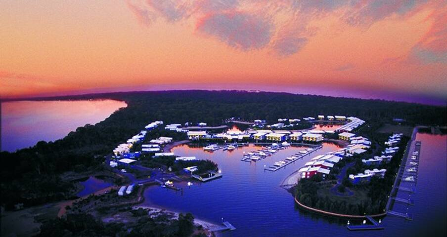Couran Cove Island Resort Apt'ment - South Stradbroke Island