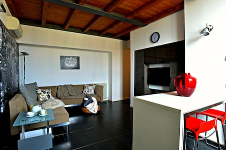 Modern design flat in the heart of Tuscany - Montevarchi - Pis