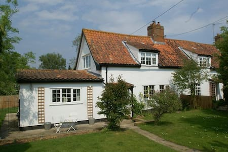 17th Century cottage in peaceful location
