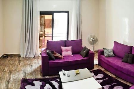 Bel appartement, proche de la mer - Dakar - Huoneisto