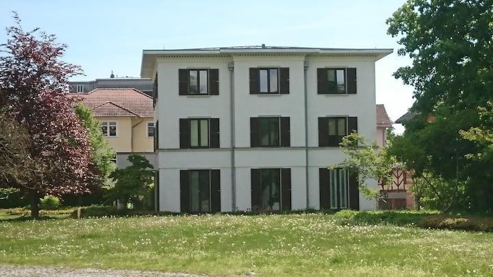 Architekten Villa in Theaternähe