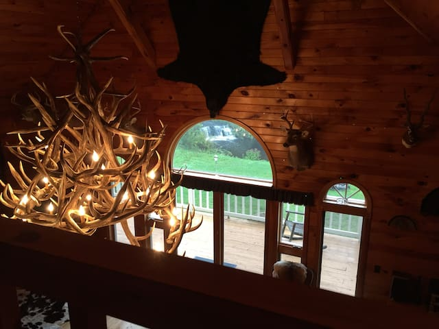 The Trophy Room @ Elk Mountain - Union Dale - Huis