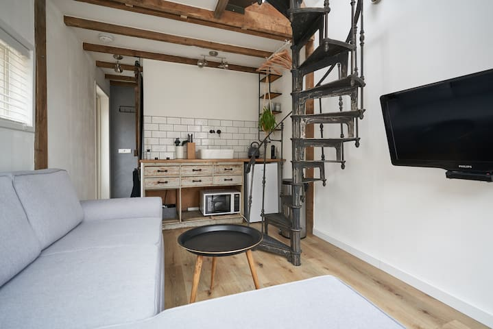 Well designed Tiny House at Strijp S