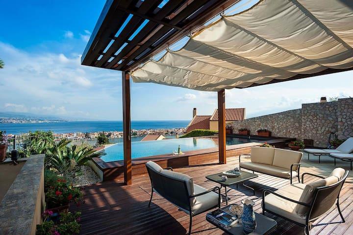 Mooie villa in San Saba met privézwembad